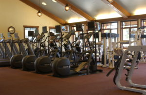 Old Greenwood fitness center