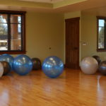 Old Greenwood fitness center exercise room