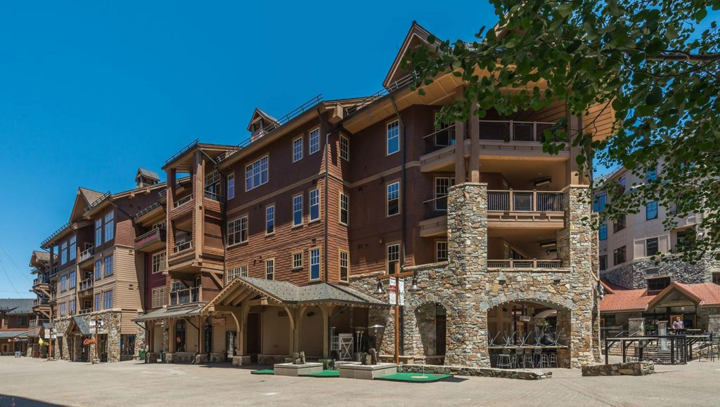 Catamount Lodge
